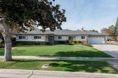 Fresno Single Family Home For Sale: 5541 N Feland Avenue