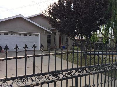 Selma Single Family Home For Sale: 9789 S Shaft Avenue