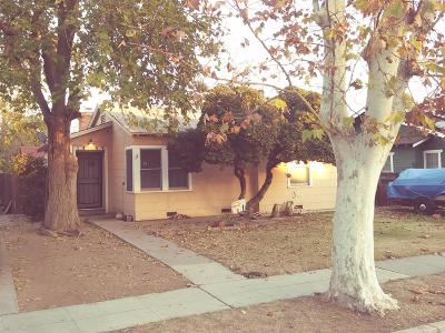 Fresno Single Family Home For Sale: 1352 N Poplar Avenue