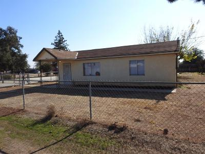 Madera Single Family Home For Sale: 26844 Martin Street
