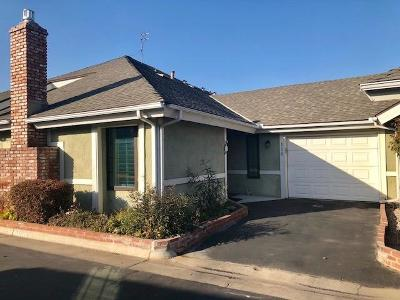 Fresno Condo/Townhouse For Sale: 381 E Nees Avenue #116