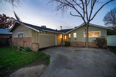 Fresno Single Family Home For Sale: 3439 E Bellaire Way