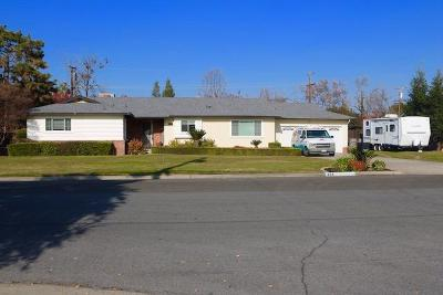 Fresno Single Family Home For Sale: 454 W Browning Avenue