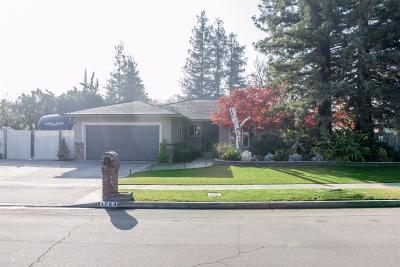 Fresno Single Family Home For Sale: 1703 W Palo Alto Avenue