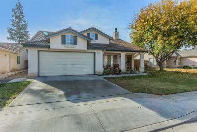 Fresno Single Family Home For Sale: 5587 W Pinedale Avenue