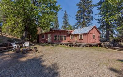 Shaver Lake CA Single Family Home For Sale: $425,000