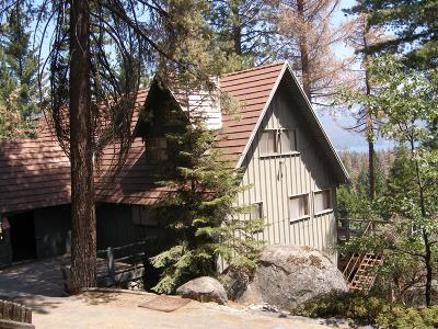 Shaver Lake CA Single Family Home For Sale: $675,000