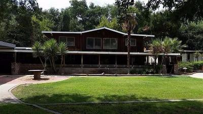 Reedley Single Family Home For Sale: 9240 S Kings River Road