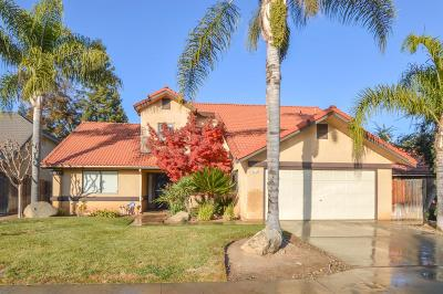 Fresno Single Family Home For Sale: 2210 E Jon Drive