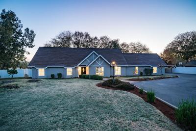 Clovis CA Single Family Home For Sale: $599,950