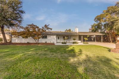 Fresno Single Family Home For Sale: 1462 W San Jose Avenue