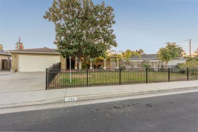 Clovis Single Family Home For Sale: 1394 Bernadine Drive