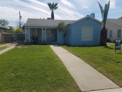 Fresno Single Family Home For Sale: 3562 E Montecito Avenue