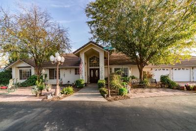 Clovis Single Family Home For Sale: 5669 E Appaloosa Avenue