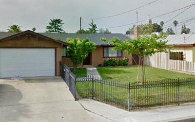 Fresno Single Family Home For Sale: 4886 E White Avenue