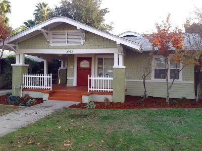 Fresno Single Family Home For Sale: 3912 E Platt Avenue
