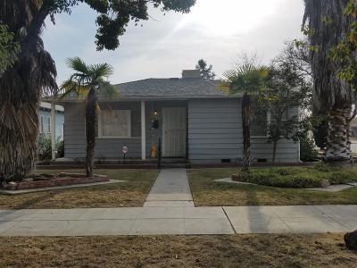 Fresno Single Family Home For Sale: 1304 E Terrace Avenue