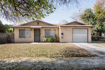 Fresno Single Family Home For Sale: 2482 S Kirk Street