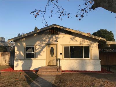 Fresno Single Family Home For Sale: 1510 N Harrison Avenue