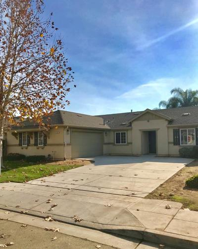 Fresno Single Family Home For Sale: 5391 W Dori Avenue