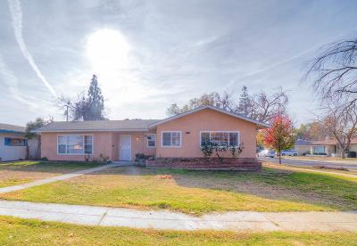 Fresno Single Family Home For Sale: 1943 W Garland Avenue