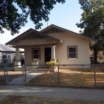 Fresno Single Family Home For Sale: 2260 E Lewis Avenue