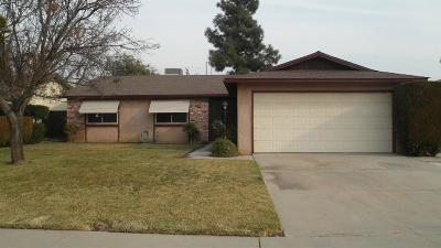 Fresno Single Family Home For Sale: 3846 N Shirley Avenue