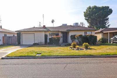 Fresno Single Family Home For Sale: 4690 E Brown Avenue