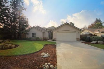 Visalia Single Family Home For Sale: 2503 W Sweet Avenue