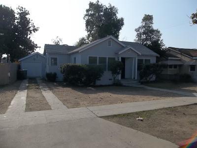 Fresno Single Family Home For Sale: 4216 E Lane Avenue