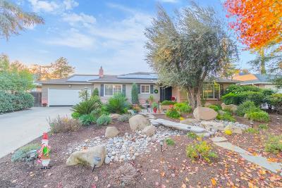 Fresno Single Family Home For Sale: 5669 N Prospect Avenue