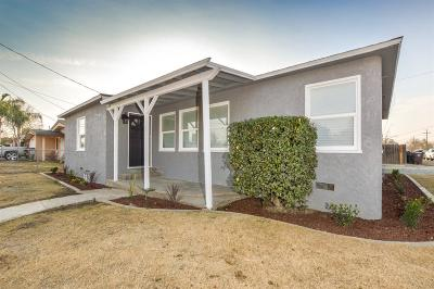 Kingsburg CA Single Family Home For Sale: $265,000