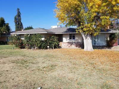 Sanger Single Family Home For Sale: 2220 Mary Street