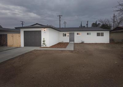 Clovis Single Family Home For Sale: 935 Brookside Drive