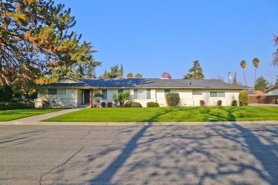 Fresno Single Family Home For Sale: 2068 W San Bruno Avenue