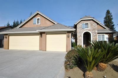 Clovis Single Family Home For Sale: 367 W Jordan Avenue