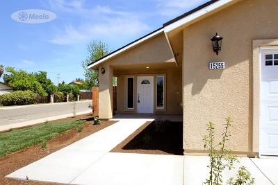 Kerman Single Family Home For Sale: 15255 W B Street