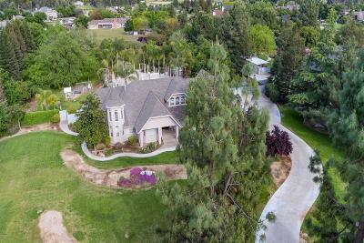 Clovis Single Family Home For Sale: 7308 N Traverse Avenue
