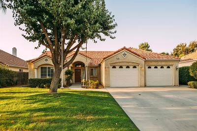 Kingsburg CA Single Family Home For Sale: $319,900