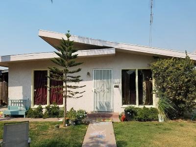 Sanger Single Family Home For Sale: 1405 Park Avenue