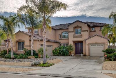 Fresno Single Family Home For Sale: 6891 W Celeste Avenue