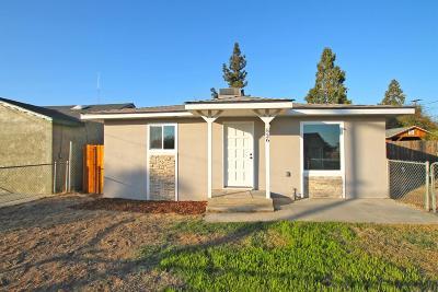 Porterville Single Family Home For Sale: 536 Union Avenue