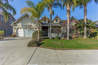 Fresno Single Family Home For Sale: 8909 N Laureen Circle