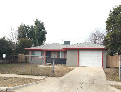 Fresno Single Family Home For Sale: 2682 S Tupman Avenue