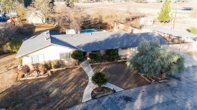 Clovis Single Family Home For Sale: 5764 E Copper Avenue