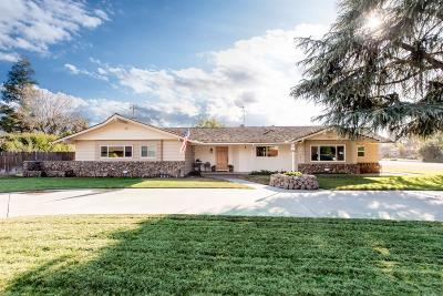 Fresno Single Family Home For Sale: 5942 E Hamilton Avenue