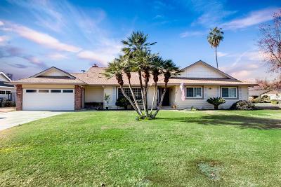 Fresno Single Family Home For Sale: 6161 N Pleasant Avenue