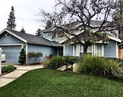 Fresno Single Family Home For Sale: 1198 E Salem Avenue
