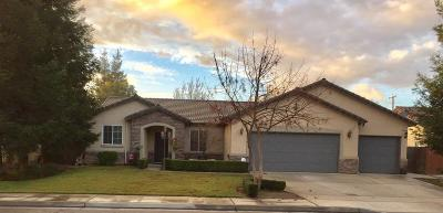 Fowler CA Single Family Home For Sale: $305,000