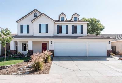 Single Family Home For Sale: 9078 N Winery Avenue
